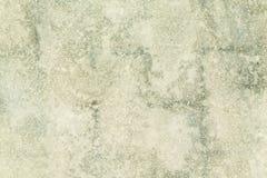 En ovanlig bakgrund av kulört ljus - grön is En abstrakt bild av djupfryst vatten Royaltyfri Bild