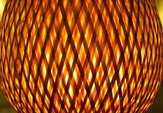 En ovanlig lampa Royaltyfri Bild