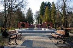 En parc. Images stock