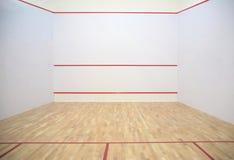 En pasillo del tenis de los deportes Imagen de archivo libre de regalías
