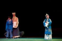 En paviljong för bris för š för möte-Jiangxi operaï¼ Royaltyfri Bild