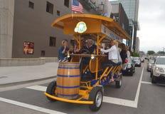 En pedal- krog Nashville Tom Wurl Arkivbilder
