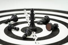 En perdez pour gagner une certaine métaphore dans la stratégie de réussite commerciale ou le l Image libre de droits