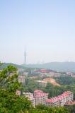 En plats av Qingdao Fotografering för Bildbyråer