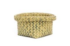 Basketry Royaltyfri Fotografi