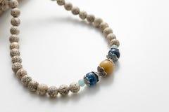 En rad av det Bodhi armbandet Royaltyfri Fotografi
