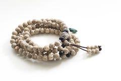 En rad av det Bodhi armbandet Royaltyfria Bilder