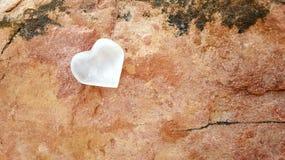 En ren hjärta Arkivfoto