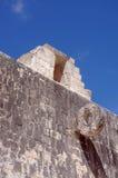 Mayan klumpa ihop sig springan Fotografering för Bildbyråer