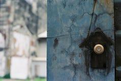 En ringklocka är som en hemform Arkivfoto