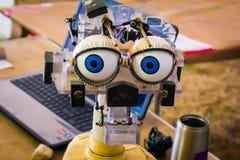 Robot Fotografering för Bildbyråer