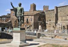En Roma Fotografía de archivo
