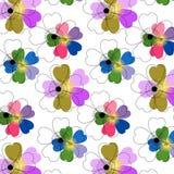 En romantisk blom- bakgrund Blomma Japanska tusenskönor vektor illustrationer