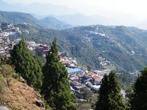 In en rond Shimla Royalty-vrije Stock Afbeelding