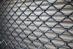 En salle fermée dans la ville Photo libre de droits