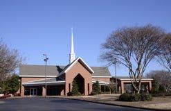 En second lieu Baptist Church, Memphis, TN Photos libres de droits
