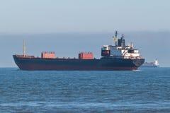 Ship för Bulk bärare Royaltyfri Fotografi