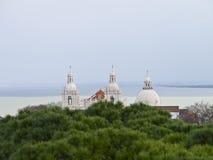 En sikt av Churchs Fotografering för Bildbyråer