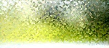 En skinande glass texturbakgrund med mosaiktegelplattan pieces03 Arkivbild