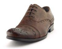 en sko Arkivfoto
