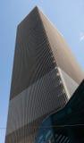 En skyskrapa i Johannesburg Arkivbild