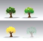 en soient peuvent taille écaillée par résolution de perte d'image d'illustration au vecteur d'arbre Photographie stock
