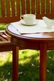 En sommarmorgon Royaltyfria Foton