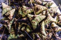 En sort av thailändsk sweetmeat Royaltyfri Fotografi