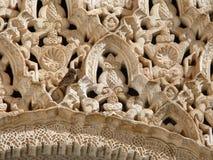 En sparv i Granada Arkivbild