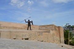 En Spearman Arkivbilder