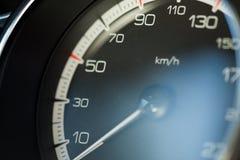 Speedometer Fotografering för Bildbyråer