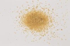 En stapel av socker Royaltyfri Fotografi