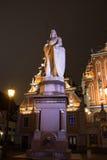 En staty Royaltyfria Foton