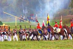 En stridplats Royaltyfri Bild