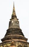 En stupa Royaltyfria Bilder