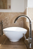 En-suite Sink Royalty Free Stock Photography