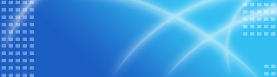 En-tête/drapeau abstraits de Web Image stock