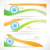En-têtes indiens créateurs d'indicateur Photographie stock