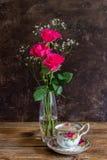 en tea Royaltyfri Fotografi