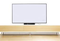 EN TELEVISION Arkivbilder
