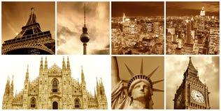 En todo el mundo Foto de archivo