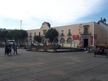 En Toluca de Museo de Bellas Artes fotografia de stock royalty free