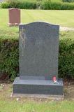 Tom gravestone royaltyfri foto
