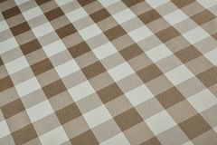 Tablecloth Arkivbild
