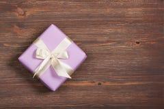 En trevlig gåva för älskad Fotografering för Bildbyråer