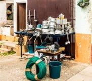 En typisk sikt i havannacigarr i Kuba arkivbilder