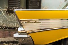 En typisk sikt i Trinidad i Kuba fotografering för bildbyråer