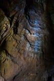 En una cueva Fotografía de archivo