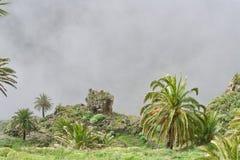 En una nube Imagen de archivo