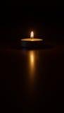 En una tierra del abatimiento una luz ha brillado Imagen de archivo